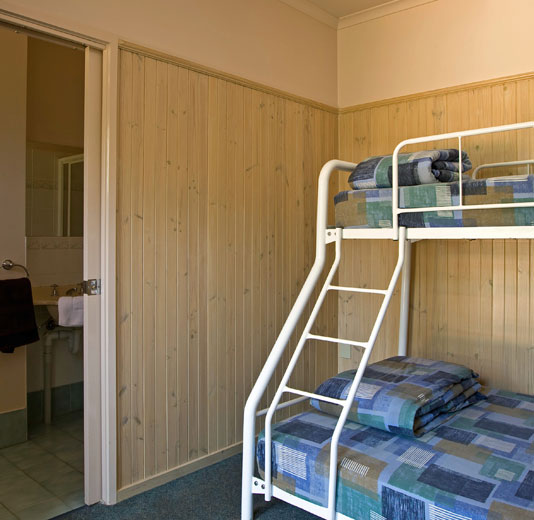 Bunk/Double Bedroom with Ensuite