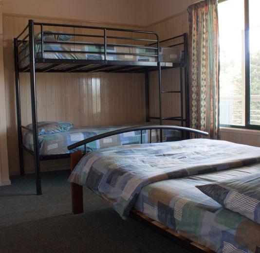 Accommodation Adanac Cyc